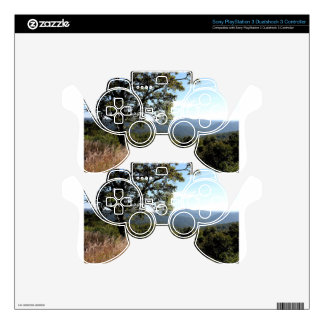 Skyline Drive Mountain View PS3 Controller Decals