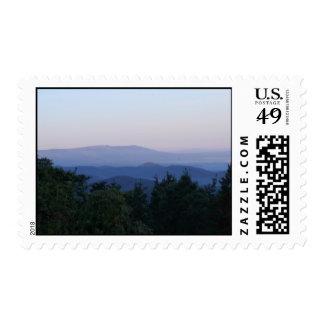 skyline drive stamp