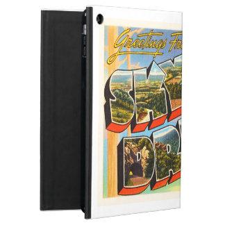 Skyline Drive Virginia VA Vintage Travel Postcard- iPad Air Case