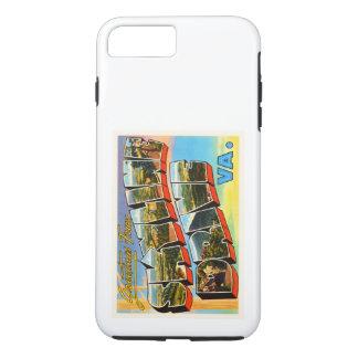 Skyline Drive Virginia VA Vintage Travel Postcard- iPhone 8 Plus/7 Plus Case