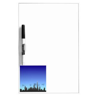 Skyline Dry-Erase Board