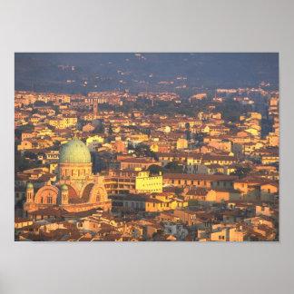 Skyline Florence Italy Print