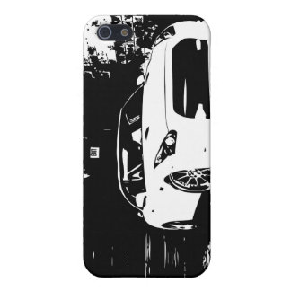 Skyline Front View iPhone 5 Cases