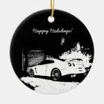 Skyline GT-R Christmas Ornaments