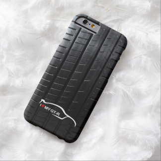 Skyline GT-R with Tire Tread Barely There iPhone 6 Case