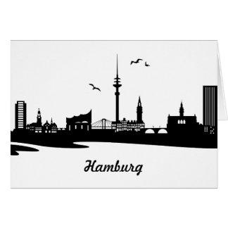Skyline Hamburg Card