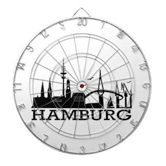 Skyline Hamburg Dartboards