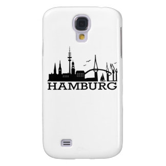 Skyline Hamburg Galaxy S4 Case