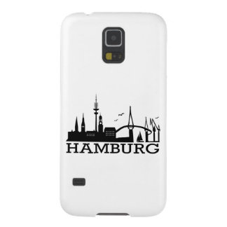 Skyline Hamburg Galaxy S5 Cover