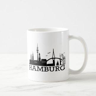Skyline Hamburg Coffee Mug