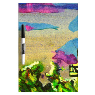 skyline in brighton Dry-Erase boards
