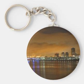 Skyline Key Chain
