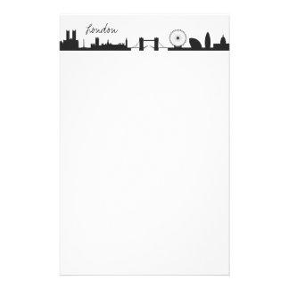Skyline London Stationery