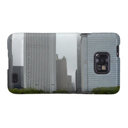 Skyline looking north galaxy SII cover