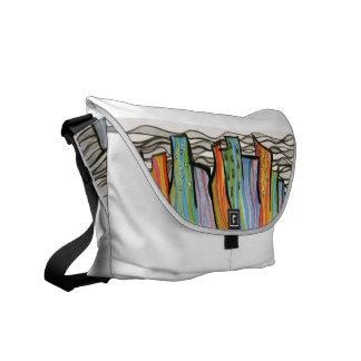 Skyline Messenger Bag