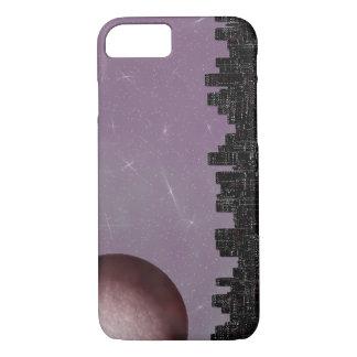 Skyline: Moonscape Delight - Mobile Device Case
