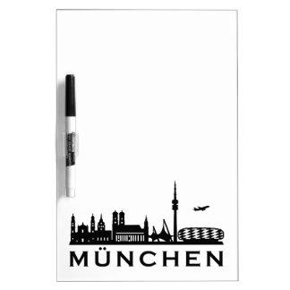 Skyline Munich Dry-Erase Whiteboards