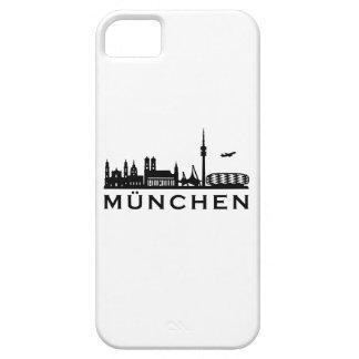 Skyline Munich iPhone SE/5/5s Case