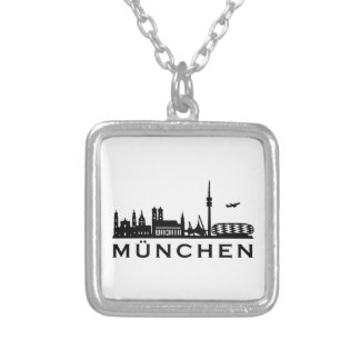 Skyline Munich Necklace