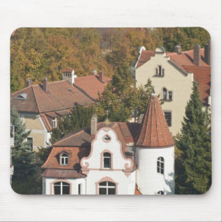 Skyline of Bamberg, Germany 2 Mousepad