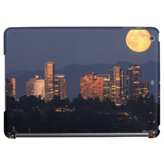 Skyline Of Bellevue From Lake Washington At Dusk iPad Air Case