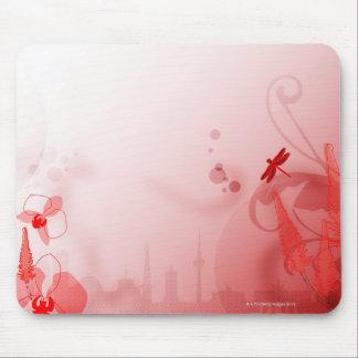 Skyline of Berlin Mouse Pad