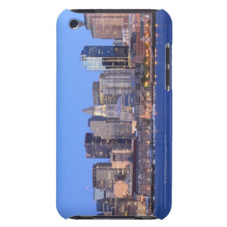 Skyline of downtown Boston from inner Boston Barely There iPod Case