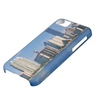 Skyline of Miami, Florida Case For iPhone 5C
