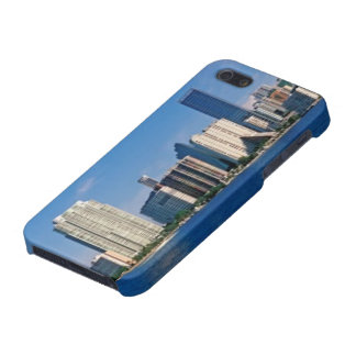 Skyline of Miami, Florida Cover For iPhone SE/5/5s