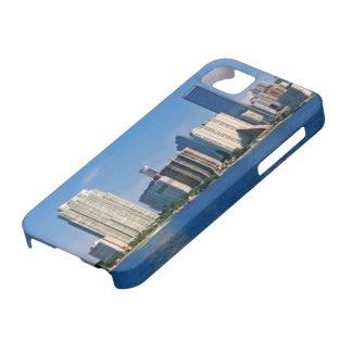 Skyline of Miami, Florida iPhone SE/5/5s Case