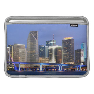 Skyline of Miami Sleeve For MacBook Air