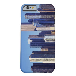 Skyline of Skyscrapers in downtown Chicago Barely There iPhone 6 Case