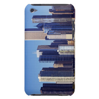 Skyline of Skyscrapers in downtown Chicago iPod Touch Cases