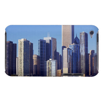 Skyline of Skyscrapers in downtown Chicago Case-Mate iPod Touch Case