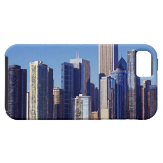 Skyline of Skyscrapers in downtown Chicago iPhone SE/5/5s Case
