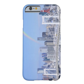 Skyline of Tokyo and Rainbow Bridge Barely There iPhone 6 Case