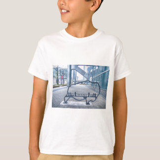 Skyline of Tulsa Oklahoma T-Shirt