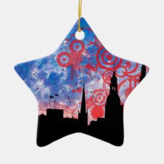 Skyline Ornaments