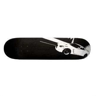 Skyline Rolling Shot Skate Deck
