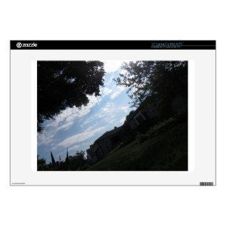 """skyline  sky America Horizon NewJersy NVN687 GIFTS 15"""" Laptop Decals"""