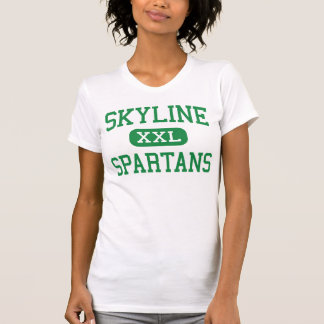 Skyline - Spartans - High - Issaquah Washington Tshirt