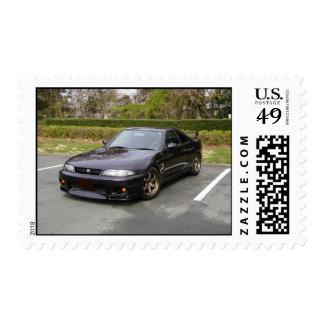 Skyline Stamp
