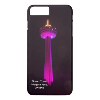Skylon Tower in Niagara Falls Ontario 1 iPhone 7 Plus Case