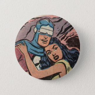 Skyman and Fawn! Button
