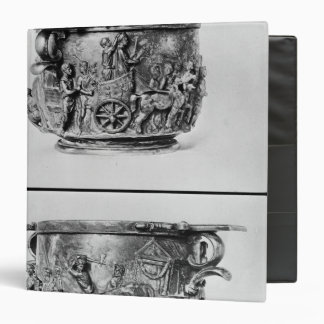 Skyphos depicting the consular procession 3 ring binder
