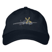 Skyraider Embroidered Hat