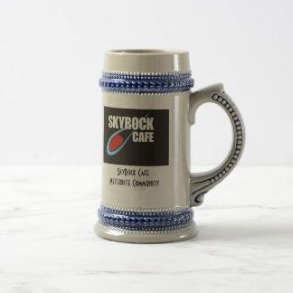 SkyRock Beer Stein 2 Coffee Mug