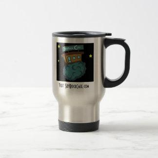 SkyRock logo2, Visit 2 Go Travel Mug