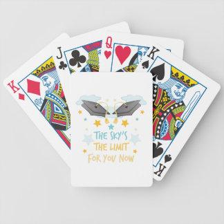 Skys el límite baraja de cartas