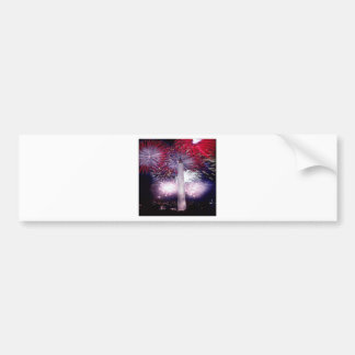 Skys Light Up Bumper Sticker